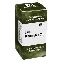 Produktbild JSO Bicomplex Heilmittel Nr. 26
