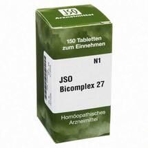 Produktbild JSO Bicomplex Heilmittel Nr. 27