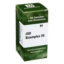 Produktbild JSO Bicomplex Heilmittel Nr. 29