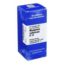 Produktbild Biochemie 17 Manganum sulfuricum D 12 Tabletten