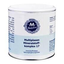 Produktbild Multiplasan Mineralstoffkomplex 17 Pulver