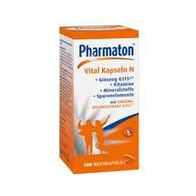 Produktbild Pharmaton Vital Kapseln N