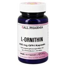 Produktbild L-Ornithin 400 mg Kapseln