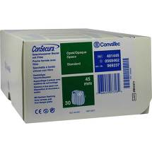 Consecura Colostomiebeutel 45mm Standard opak