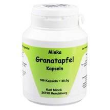 Produktbild Granatapfel Kapseln