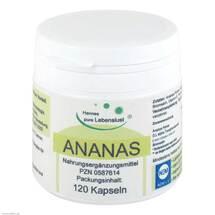 Produktbild Ananas Enzyme Kapseln