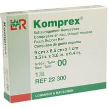 Produktbild Komprex Schaumgummi Kompresse G