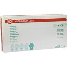 Produktbild Nobaglove Latex Untersuchungshandschuhe puderfrei Größe XL