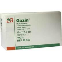 Produktbild Gazin Kompressen 10x12,5cm 1