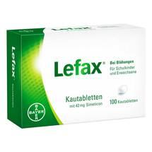 Produktbild Lefax Kautabletten