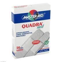Quadra Med Pflaster 2 Formate Master Aid