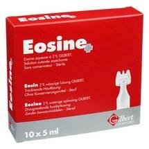 Produktbild Eosin 2% wässrige Pflegelösung steril