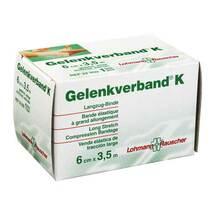 Produktbild Gelenkverband Lohmann kräftig 3,5mx6cm 22050