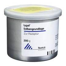 Produktbild Lygal Salbengrundlage Salbe