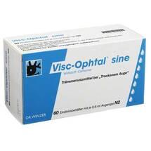 Produktbild Visc Ophtal sine Augengel