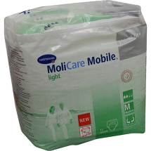Molicare Mobile Light Inkontinenz Slip Größe 2 medium