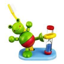 Produktbild Zahnpflege Set Frosch