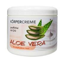 Aloe Vera Körpercreme Q10