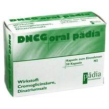 Produktbild DNCG Oral Pädia Hartkapseln