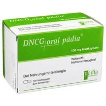 DNCG Oral Pädia Hartkapseln