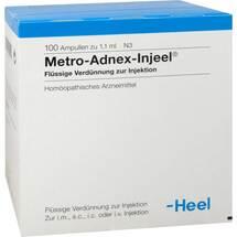 Produktbild Metro Adnex Injeel Ampullen