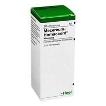 Produktbild Mezereum Homaccord Tropfen