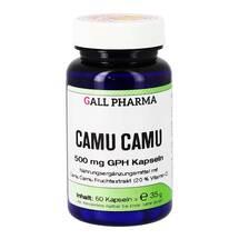 Produktbild Camu Camu 500 mg GPH Kapseln