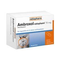 Produktbild Ambroxol ratiopharm 75 mg Hustenlöser Retardkapseln