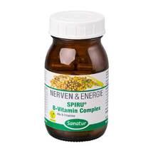 Produktbild Spiru B Vitamin Complex pflanzlich Kapseln