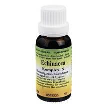 Produktbild Echinacea Abwehrsteigerung Komplex N Tropfen