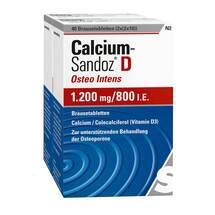 Calcium Sandoz D Osteo inten