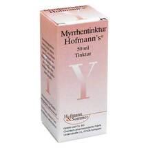 Myrrhentinktur Hofmanns