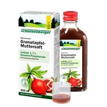 Produktbild Granatapfel Muttersaft Schoenenberger