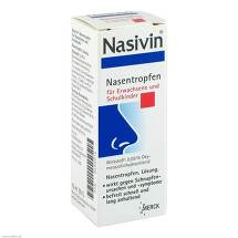 Nasivin 0,05% Erwachsene und Schulkinder Nasentropfen