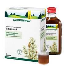 Produktbild Zinnkraut Saft Schoenenberger