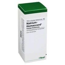 Produktbild Natrium Homaccord Tropfen