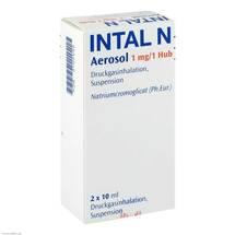 Produktbild Intal N Dosieraerosol