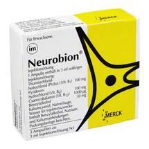 Produktbild Neurobion Ampullen