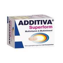 Produktbild Additiva Superform Filmtabletten
