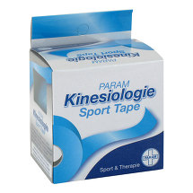 Kinesiologie Sport Tape 5 cm x 5 m blau