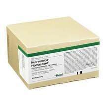 Produktbild Nux vomica Homaccord Ampullen