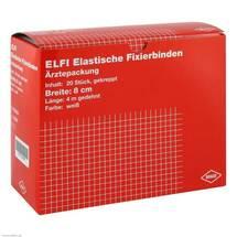 Produktbild Dracoelfi elastisch Fixierbinde 8cmx4m gekreppt