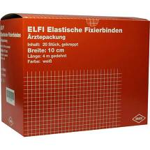 Produktbild Dracoelfi elastisch Fixierbinde 10cmx4m gekreppt