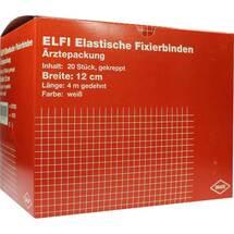 Produktbild Dracoelfi elastisch Fixierbinde 12cmx4m gekreppt