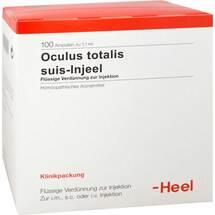 Produktbild Oculus totalis suis Injeel Ampullen