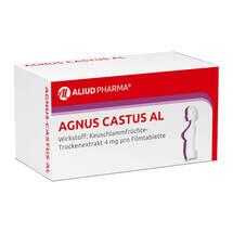 Produktbild Agnus castus AL Filmtabletten