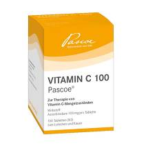 Produktbild Vitamin C 100 Pascoe Tabletten
