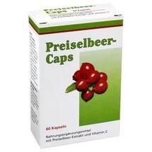 Produktbild Preiselbeer Caps Kapseln