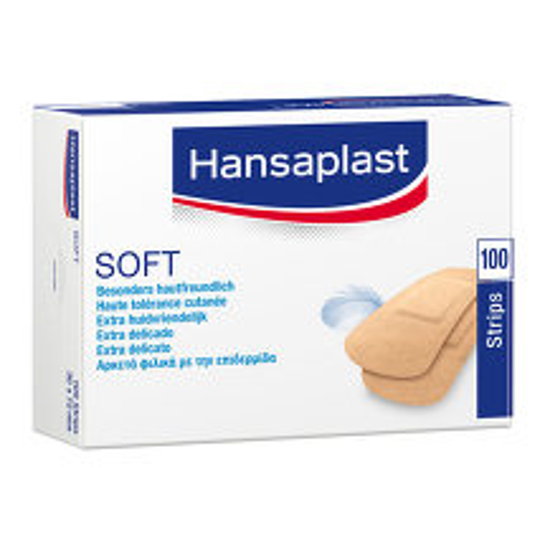 Produktbild Hansaplast Soft Strips 3,0x7