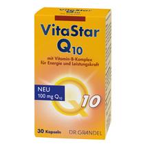 Produktbild Vitastar Q10 Grandel Kapseln